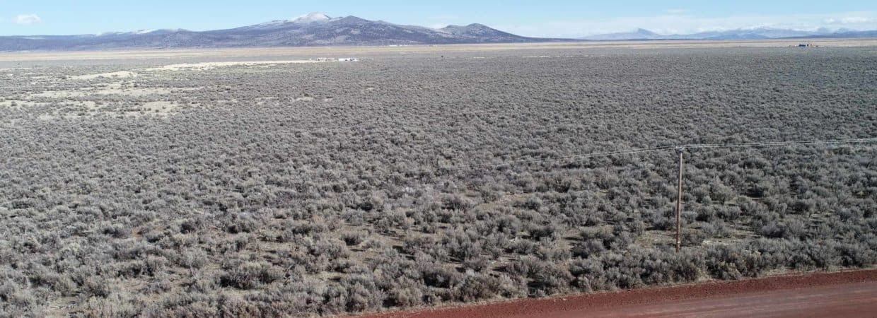 20 acres at the Base of Nine Mile in Lassen County, CA